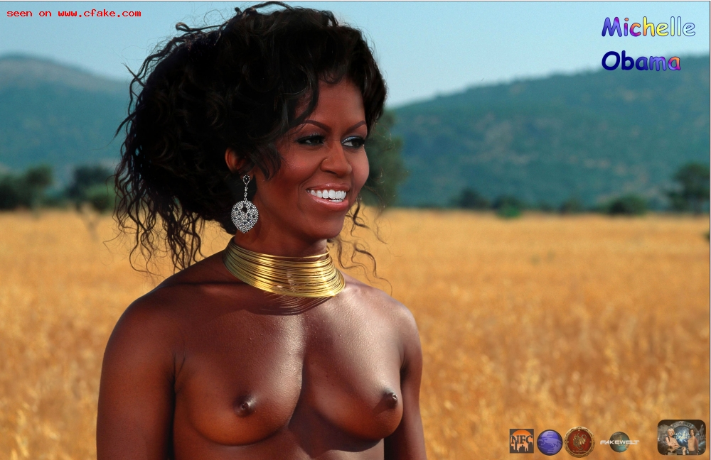 fucks nude Obama michelle