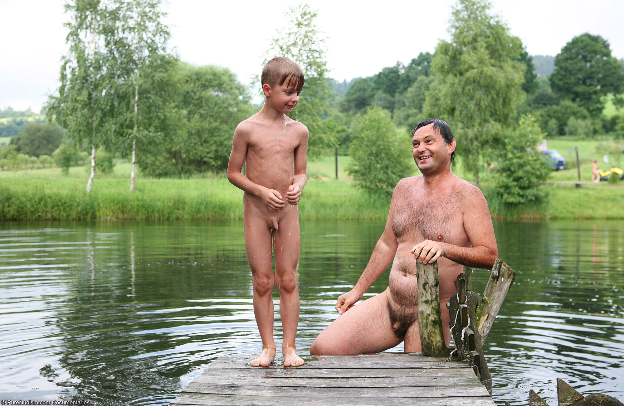 of boys family pic Naked