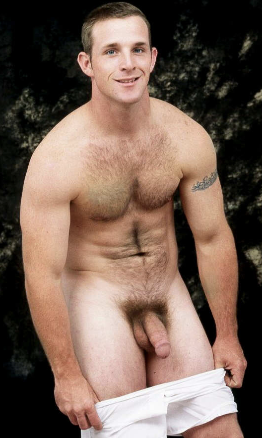 hairy hunk men Young