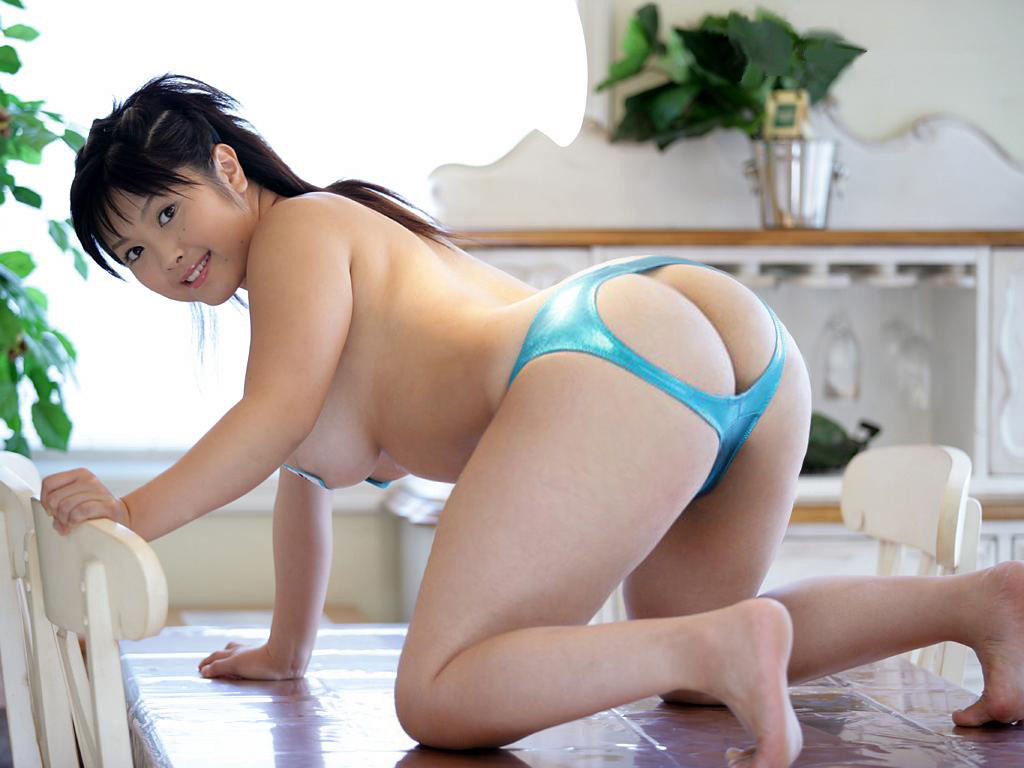 asians Bubble booty