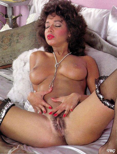 vintage pics nude Shanna evans