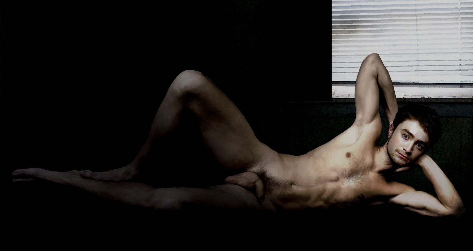 Daniel Radcliffe Frontal Nude And Sexy Photos