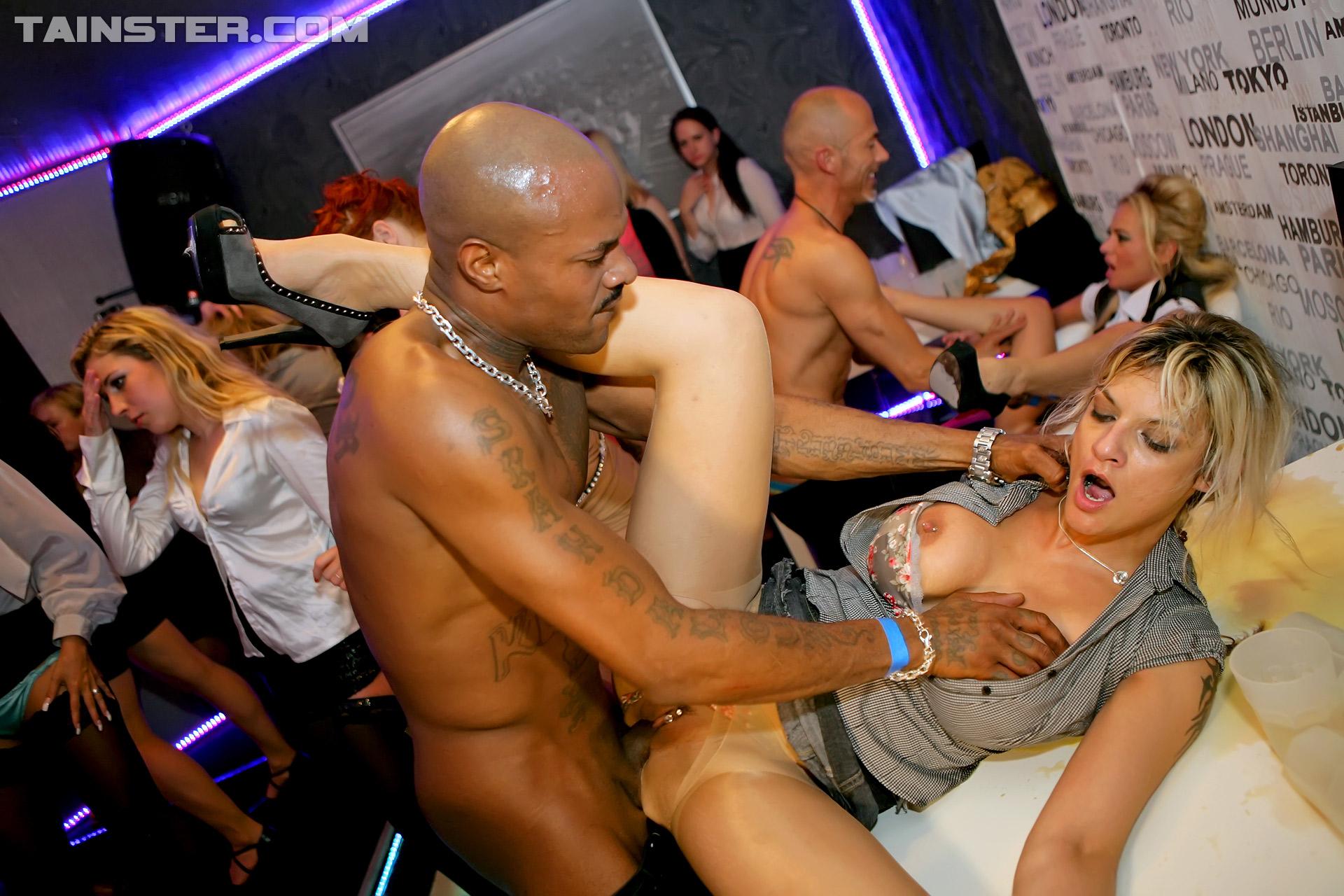 public sex party Drunk