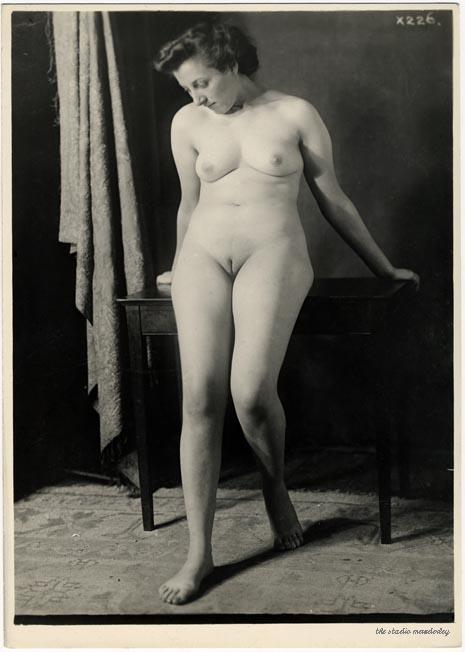 women Vintage photography nude