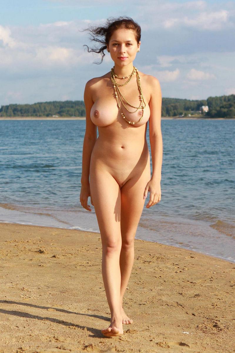 Nude beach best tits