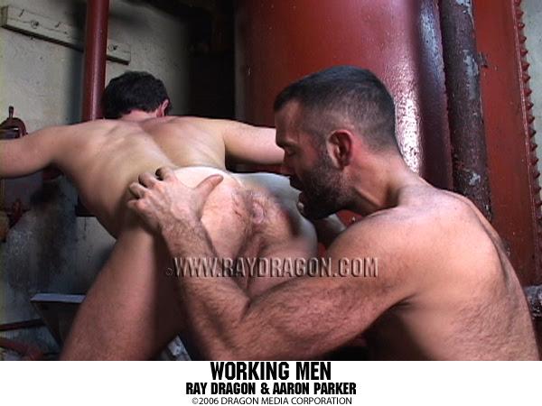 parker gay porn Aaron