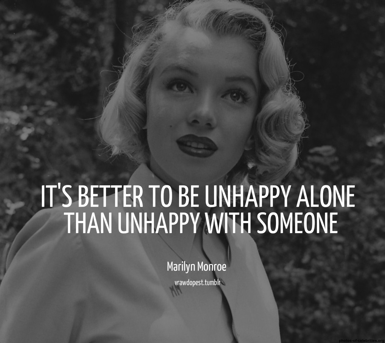 monroe tumblr Marilyn quotes