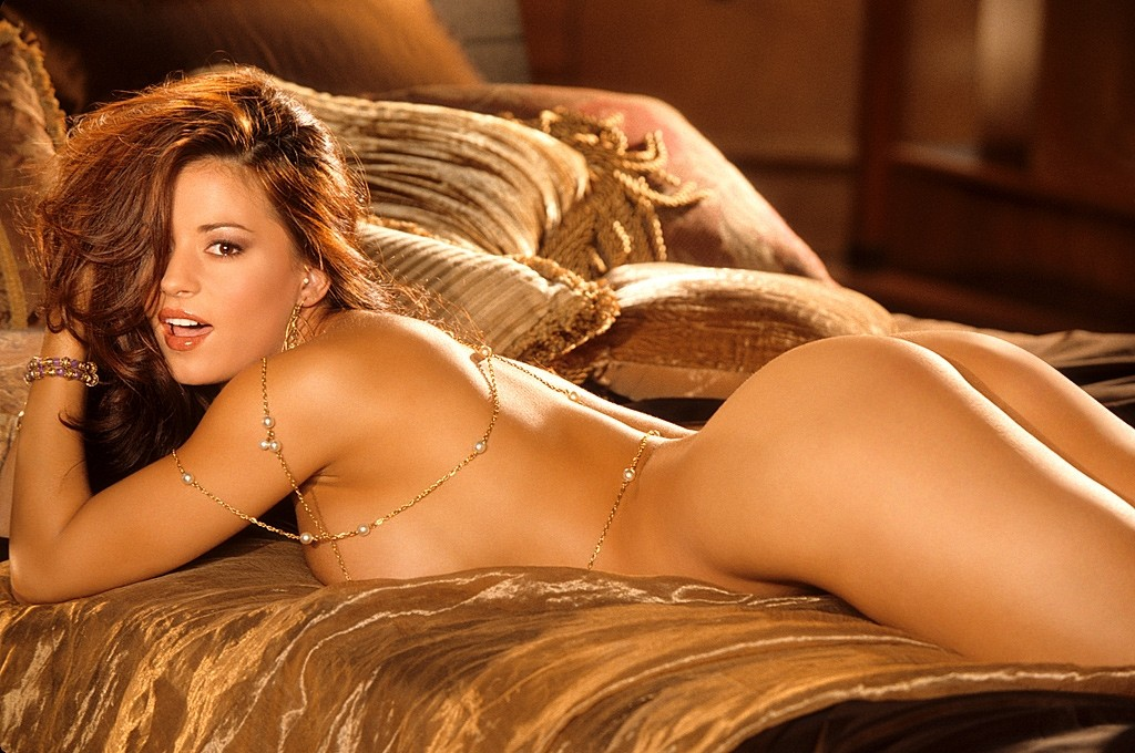 Candice Michelle In The Nude