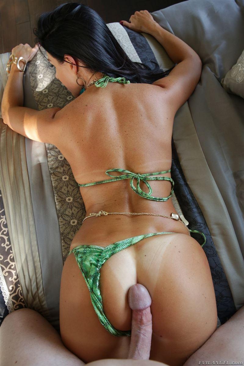 porn Hot bikini ass