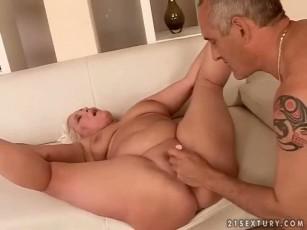 mature fucking bbw Fat granny