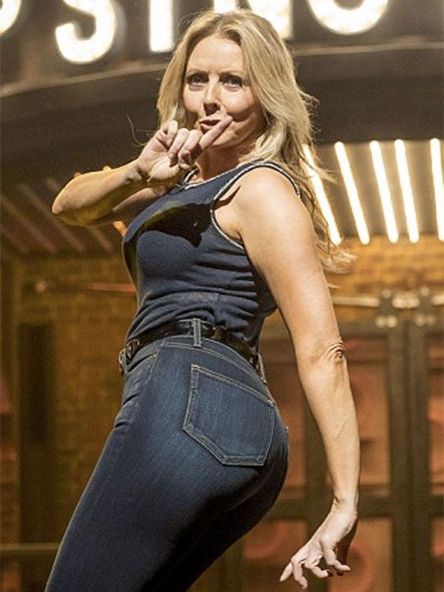 Sexy vorderman or carol or or pic