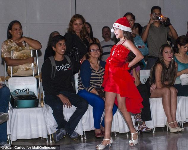 beauty Miss winners nude pageant