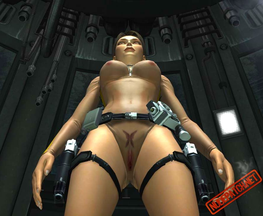 Laura croft nude raider