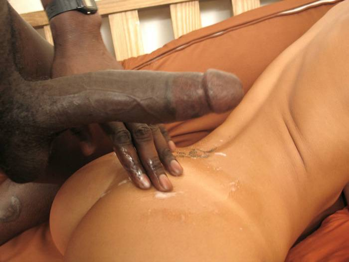 big dick Extreme black