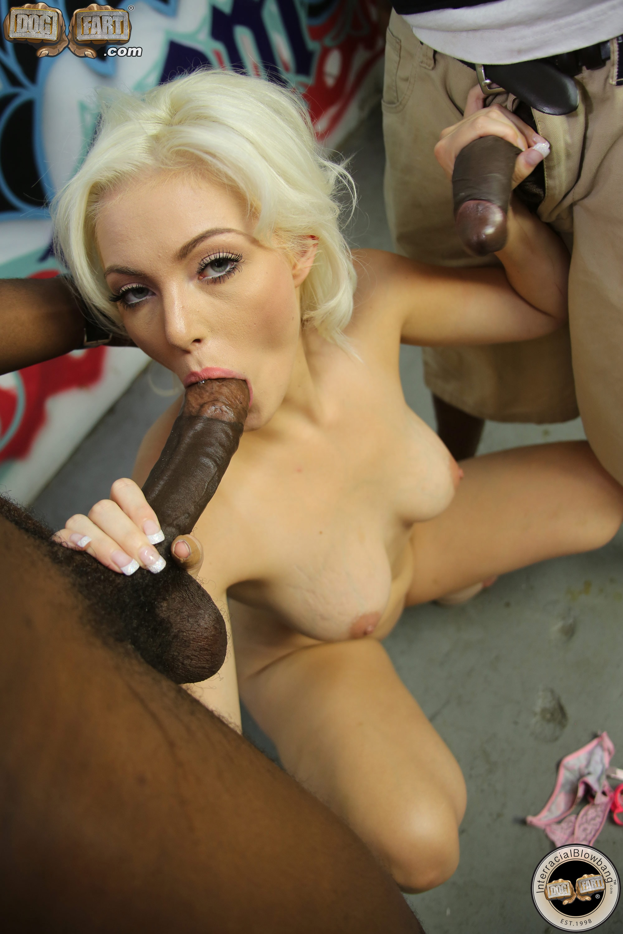 interracial Jenna ivory