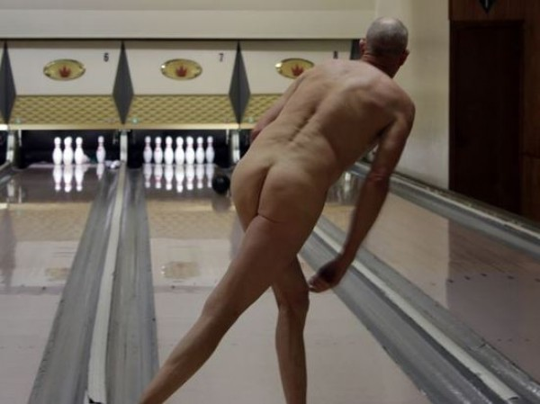 nude Bowling model