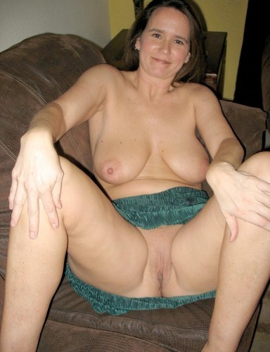 aged Naked fat women middle