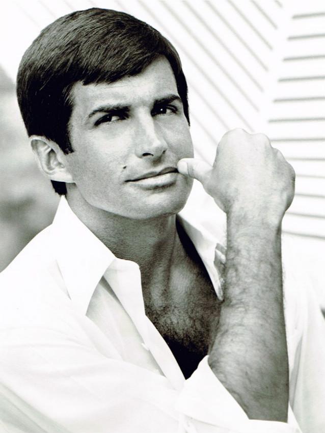 gay George hamilton