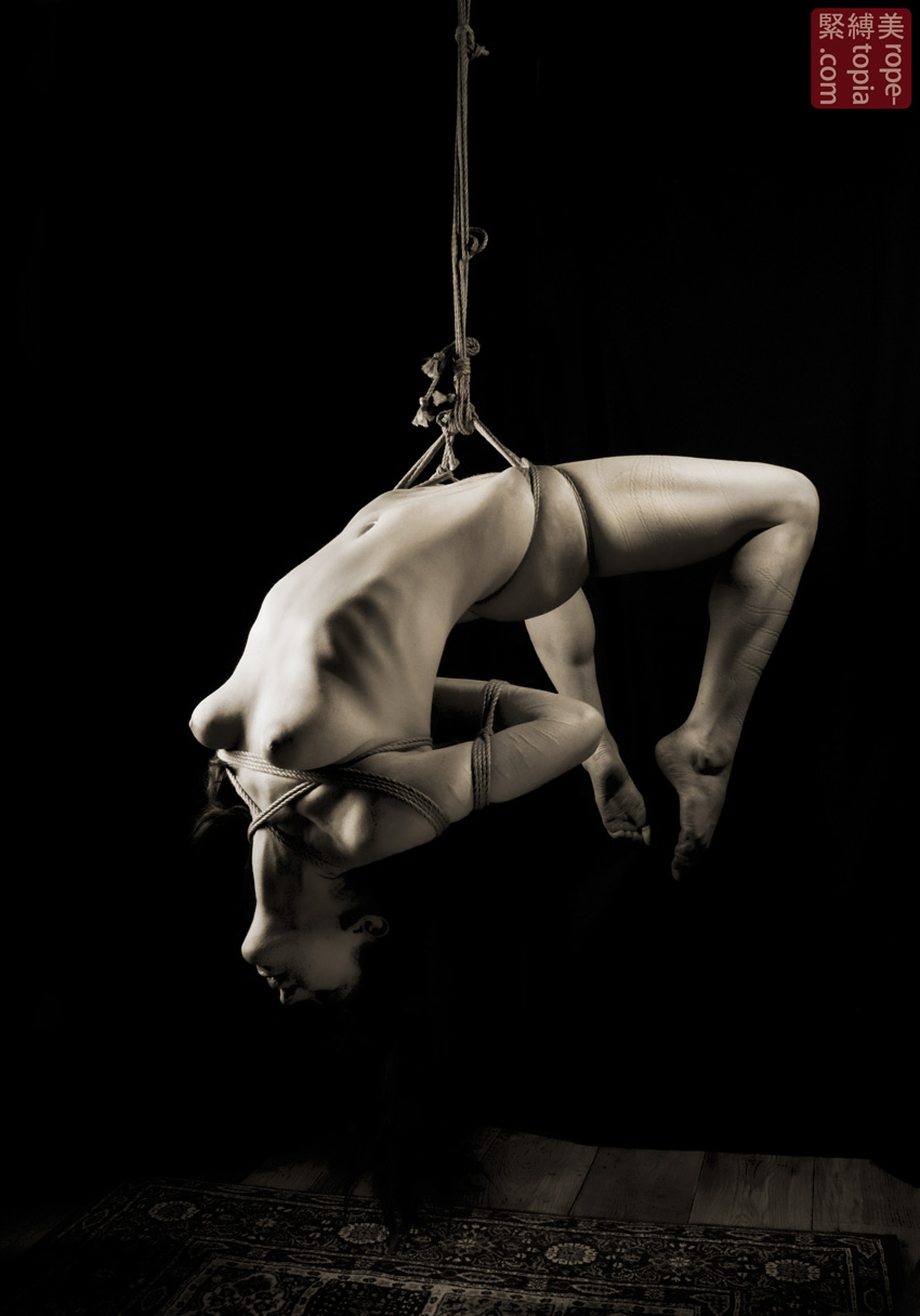 bondage Rope suspension