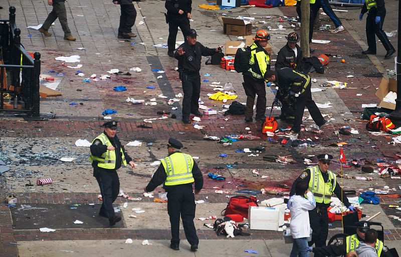 marathon bombing Boston