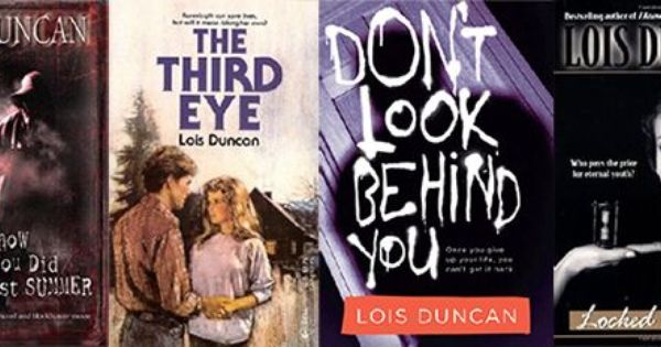 novels Young adult mystery