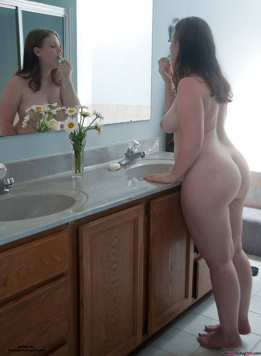 ass nude thighs big Thick