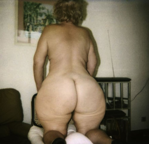 ass granny fat Big