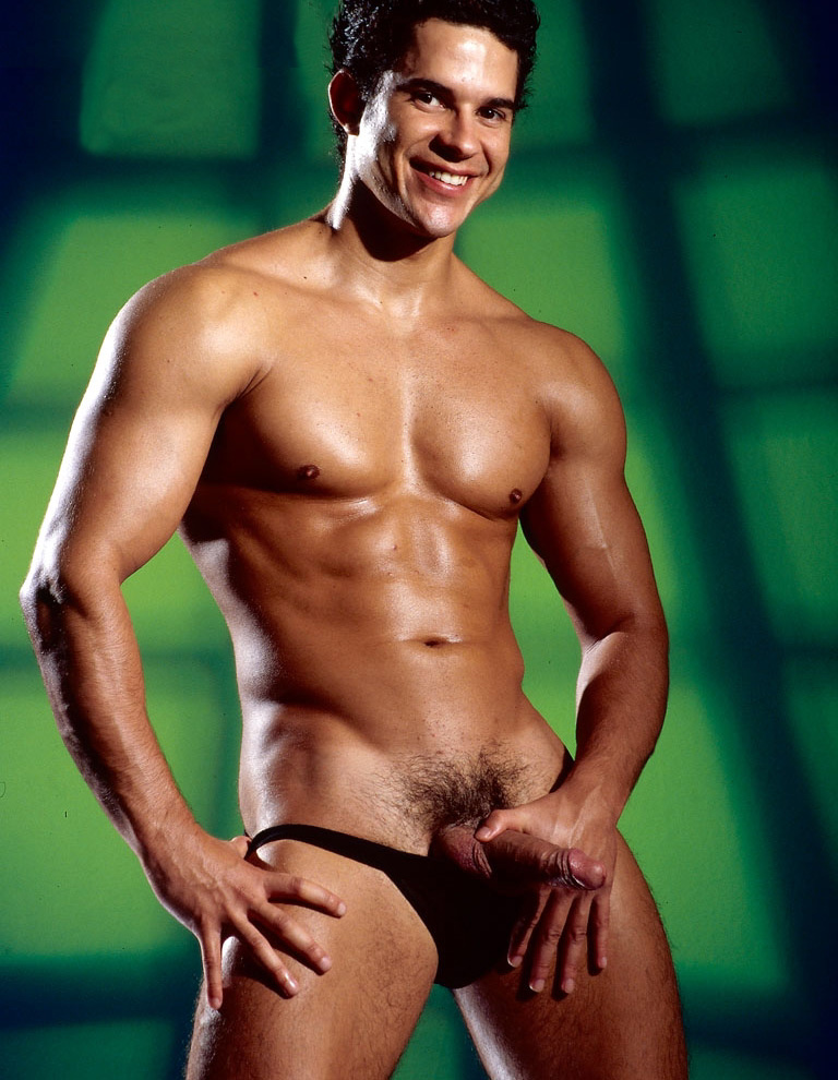 models Hot nude male