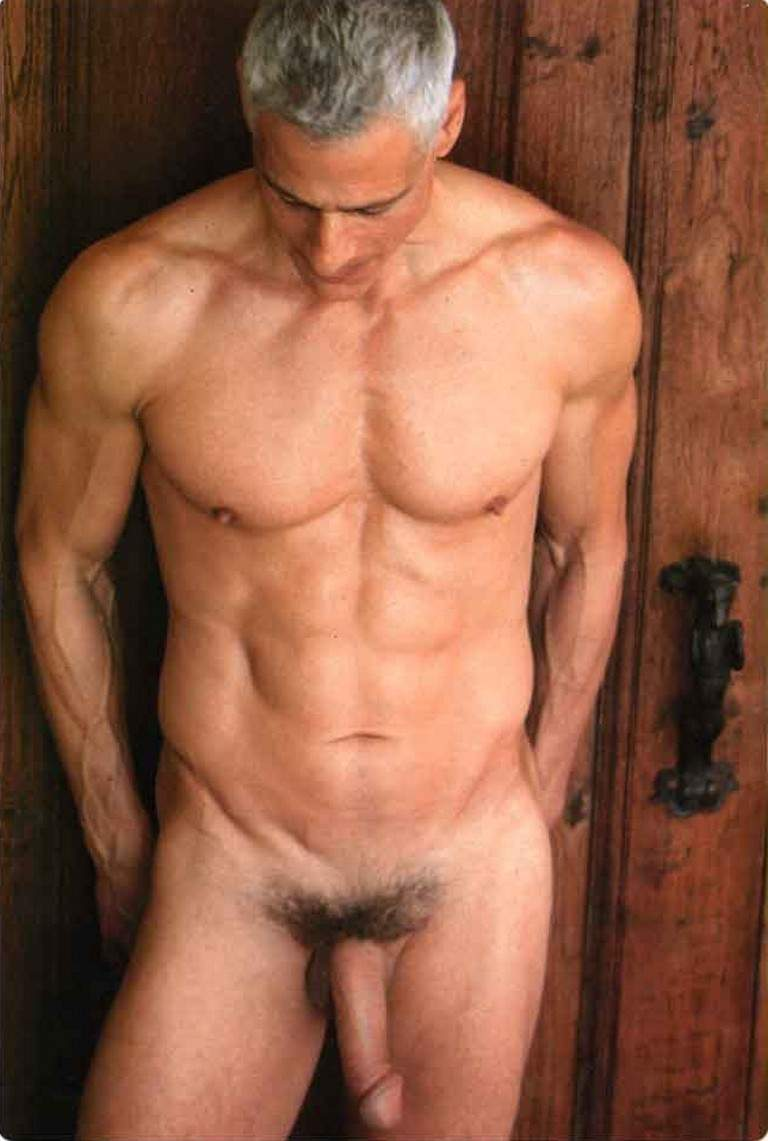 Hot Mature Naked Men