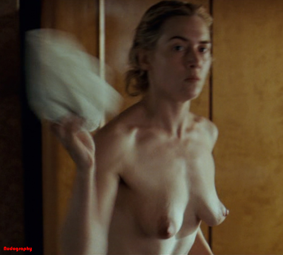 the reader scene nude Kate deleted winslet