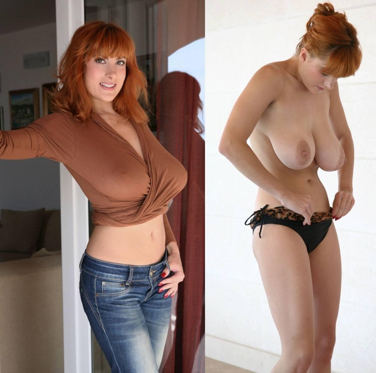 milf wife redhead Mature