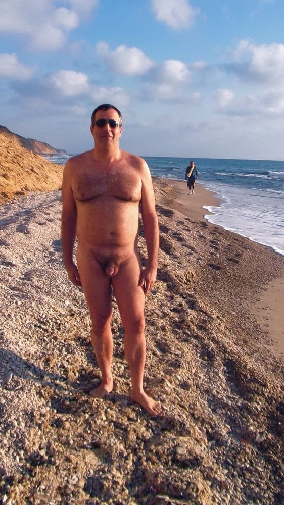 beach Israeli boy nude