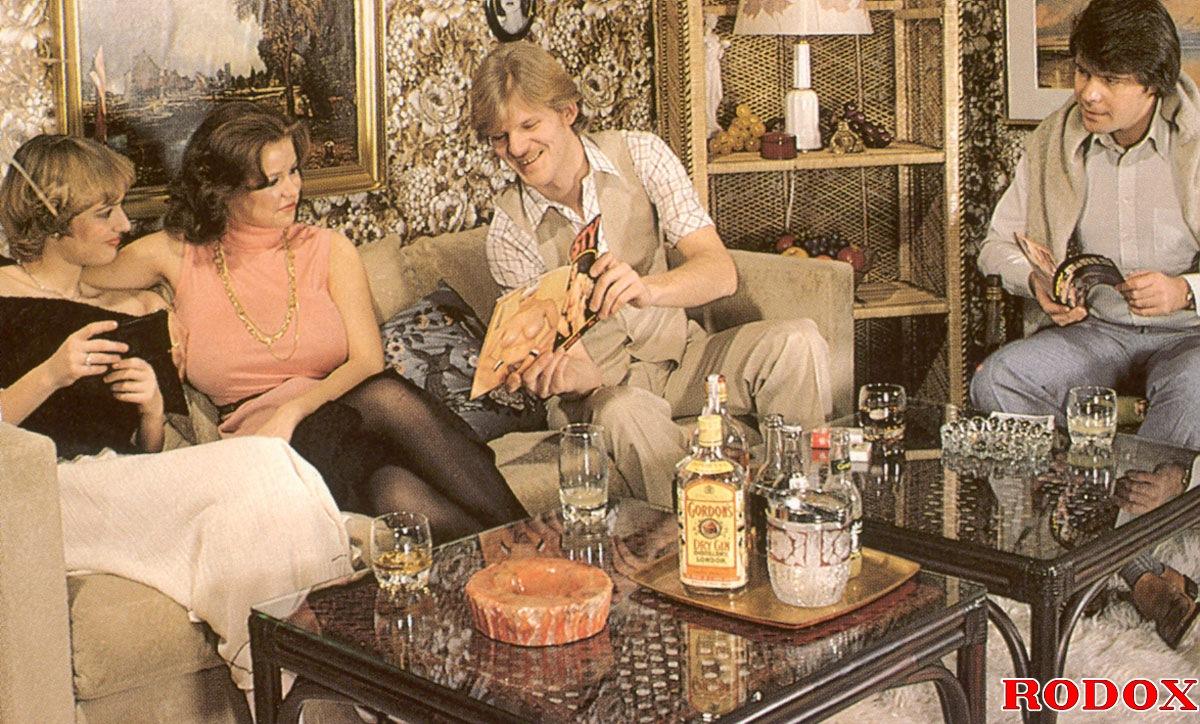 vintage Seventies rodox