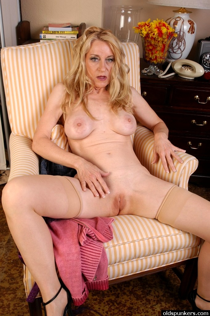 mature undressing Watching lady