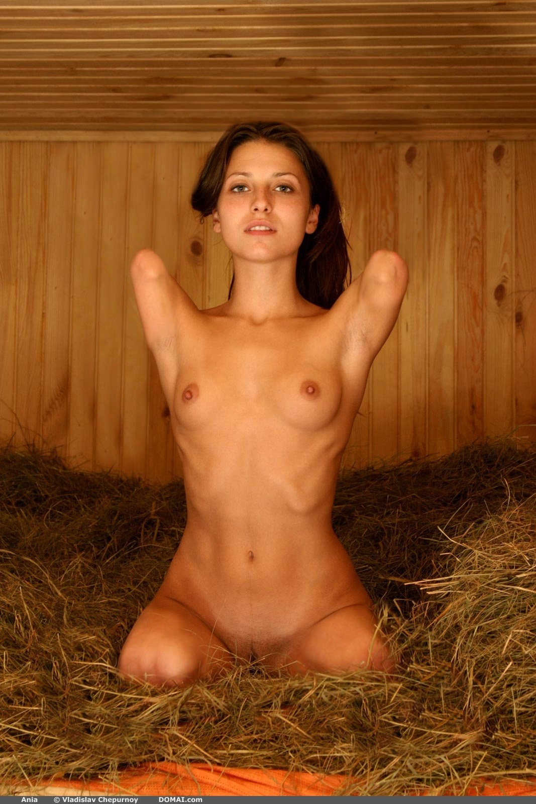 girl Nude limbless