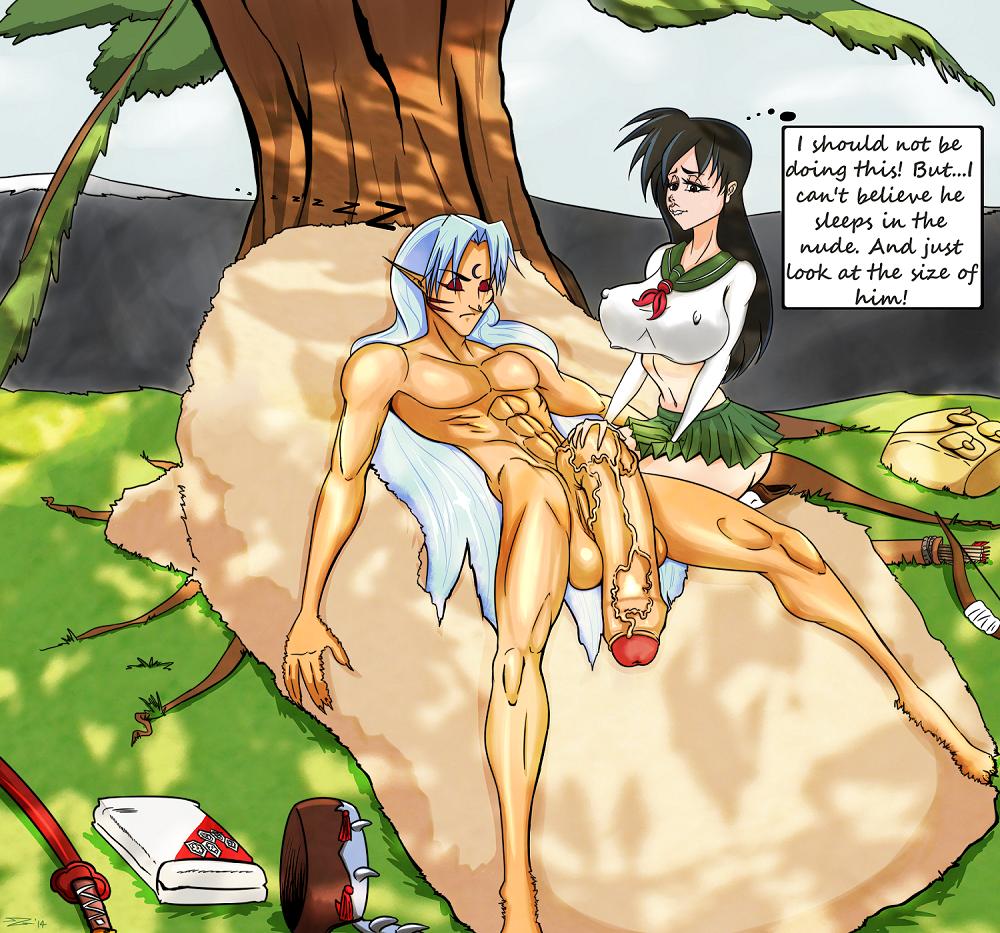 naked sex Inuyasha gay