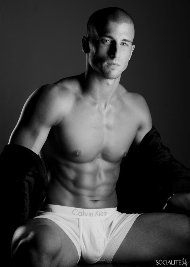 model Austin sanderson