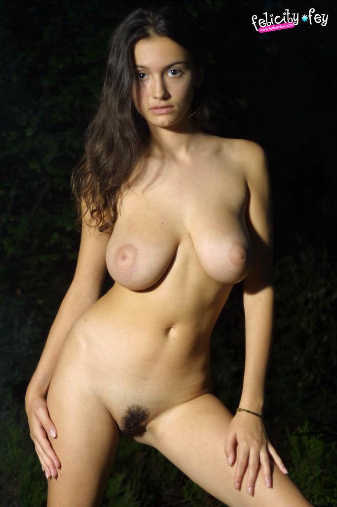 fey tits felicity Nude