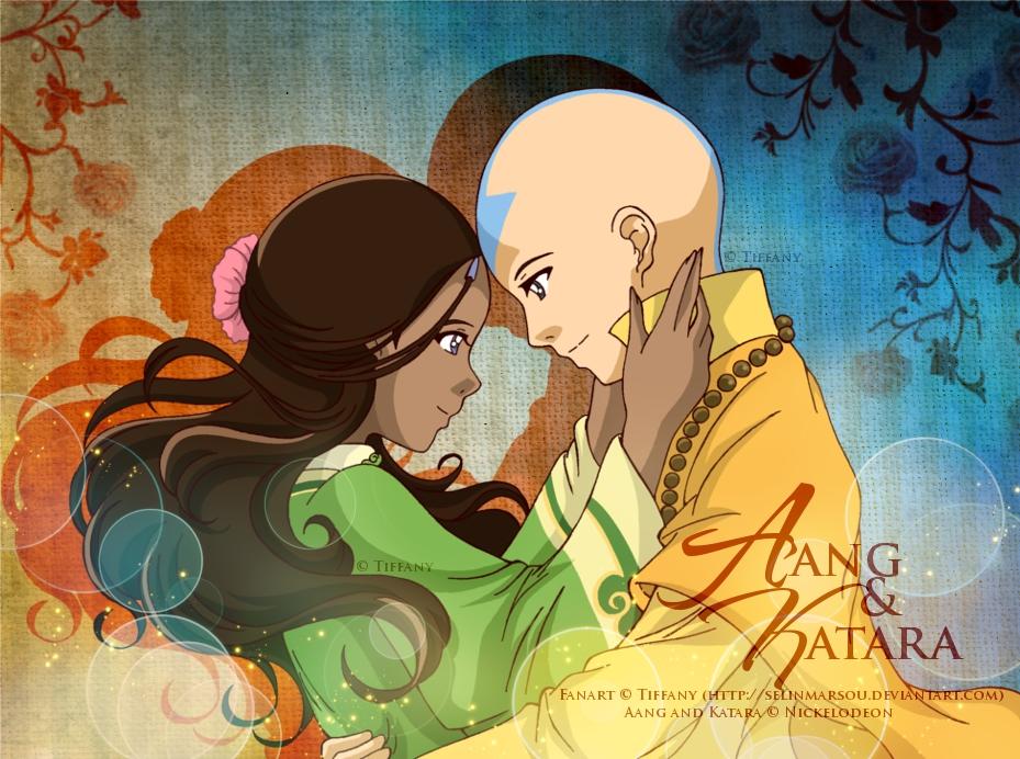 and Avatar aang the katara last airbender