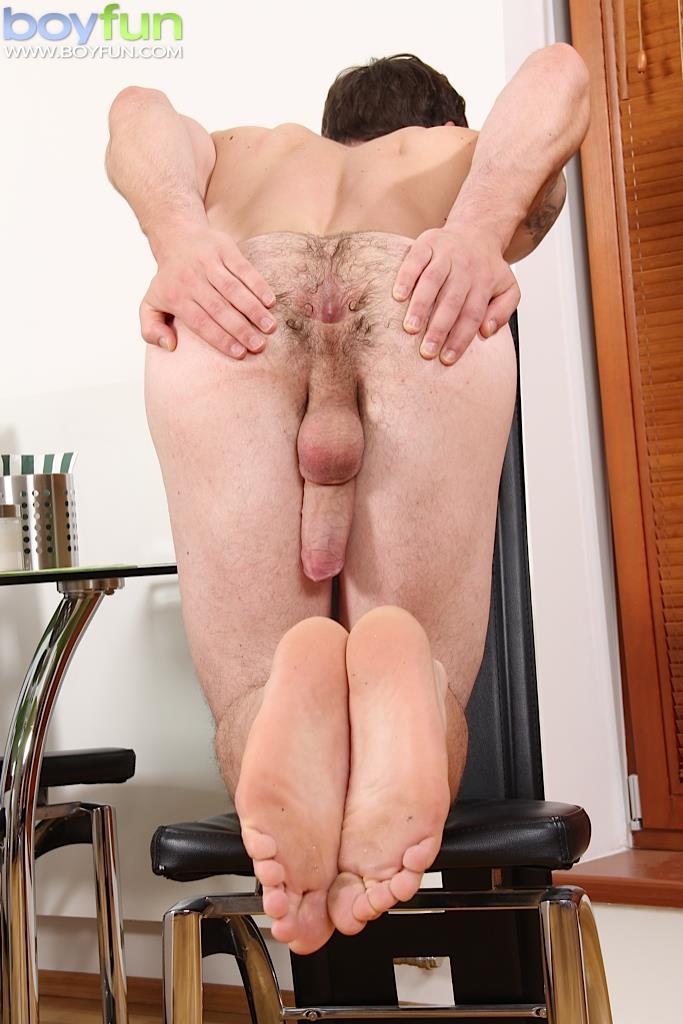 ass fingering men gay Straight