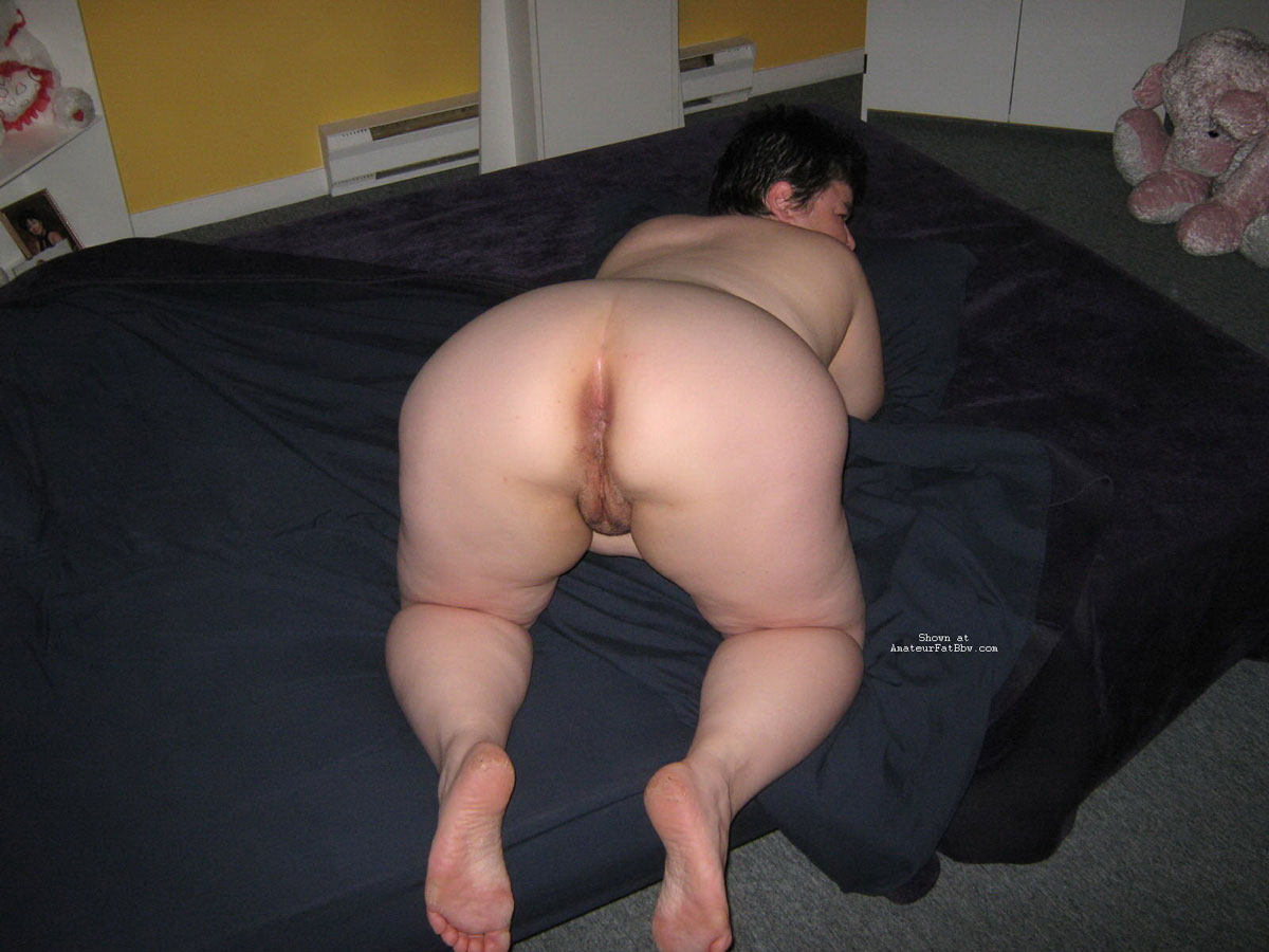 ass Naked women fat