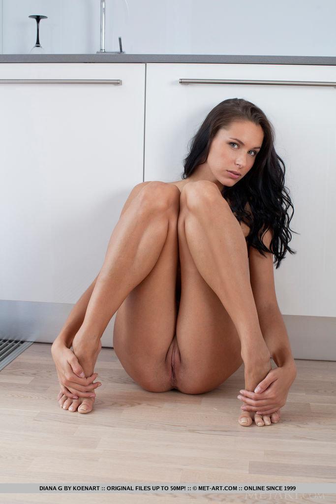 diana Met nude art