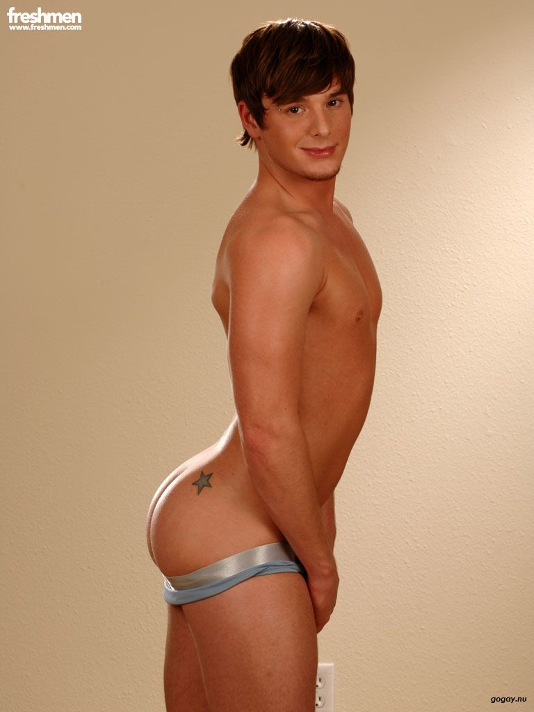 smooth butt Gay twink