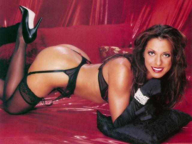 tessmacher Brooke nude miss adams