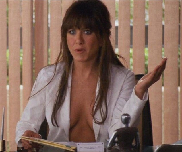 aniston horrible Jennifer