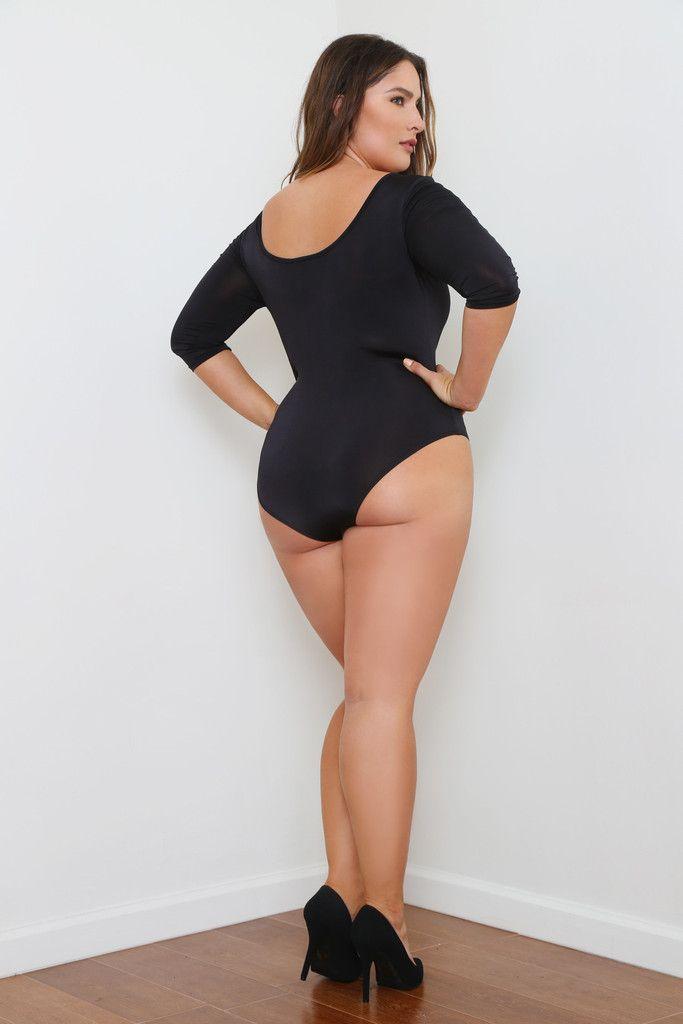 figured plus size women full Beautiful