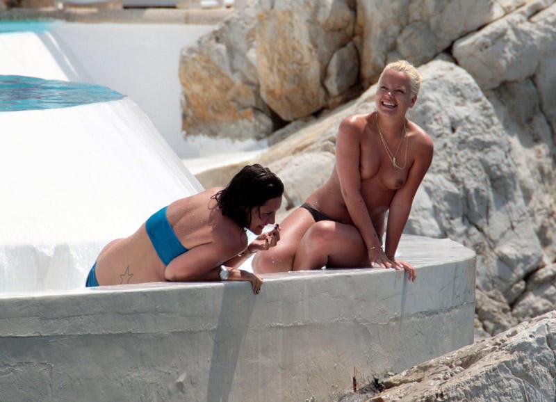 nude Lily beach allen
