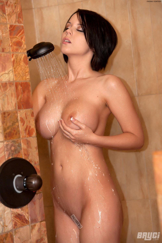 shower Hot sexy girls