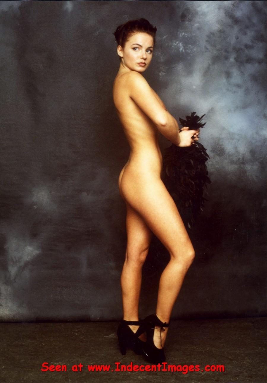 geri halliwell naked Nude