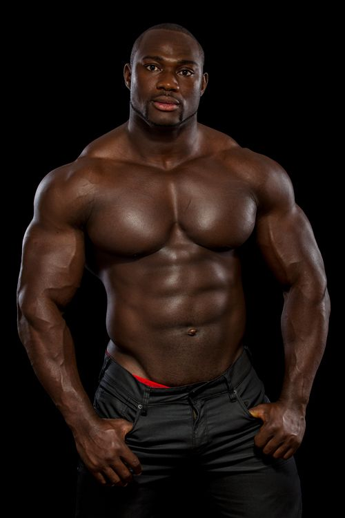 big with cocks hunks muscle Black